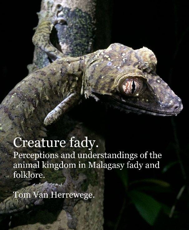 Creature fady book cover