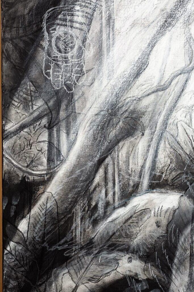 The Gorilla detail